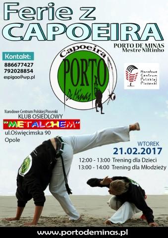 ferie z capoeira Porto de minas2