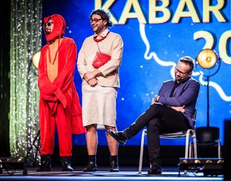 Polska Noc Kabaretowa 2017 - Kabaret Skeczów Męczących fot. Roman Rogalski