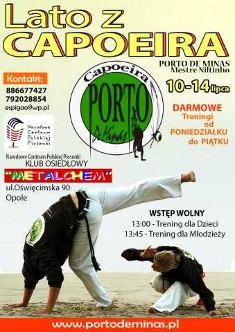 lato z capoeira lipiec