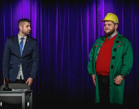 Karnawałowy Poligon Kabaretowy