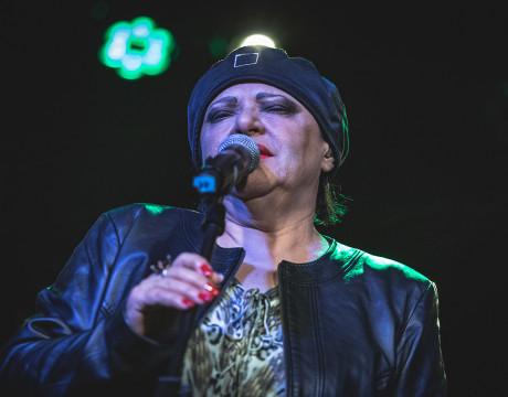 Grażyna Łobaszewska & Ajagore fot. Roman Rogalski