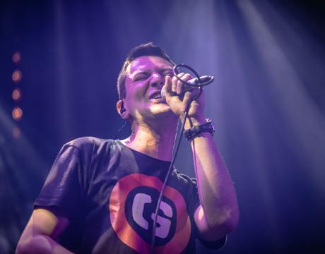 Gutek - Punky reggae Live fot. Roman Rogalski