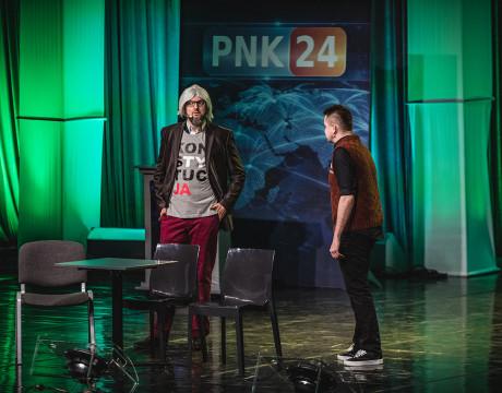 Kabaret K2i - Polska Noc Kabaretowa 2019  fot. Roman Rogalski
