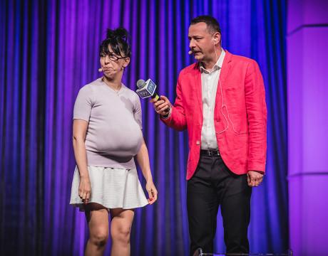 Kabaret Nowakii - Polska Noc Kabaretowa 2019  fot. Roman Rogalski