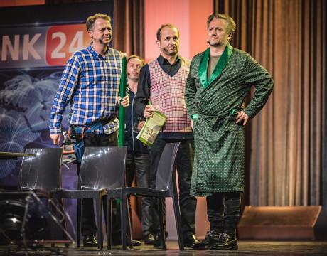 Kabaret Moralnego Niepokoju - Polska Noc Kabaretowa 2019  fot. Roman Rogalski