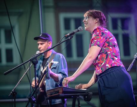 Paula & Karol fot. Roman Rogalski
